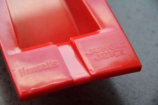 Jungle Juice ice block molds
