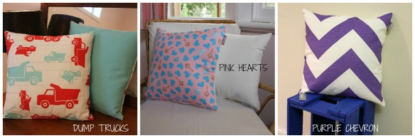 Rudi By Em Cushion Covers