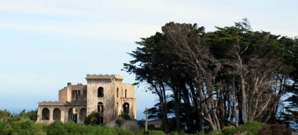 Cargills Castle Dunedin New Zealand