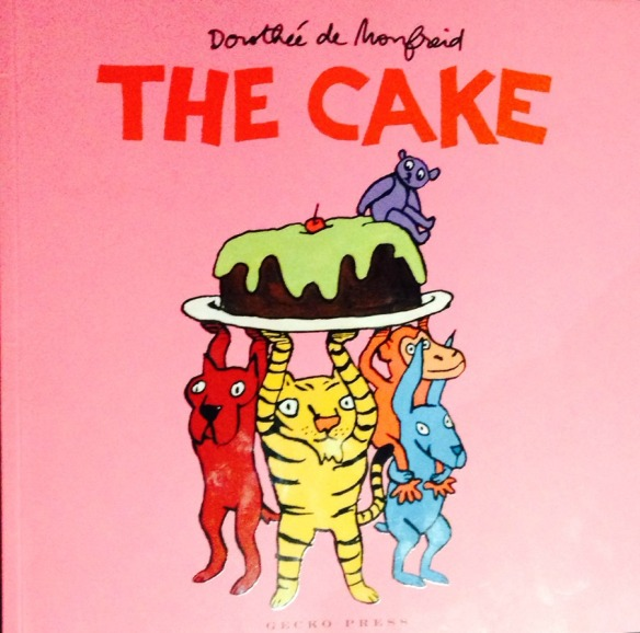 The Cake Dorothée de Monfried