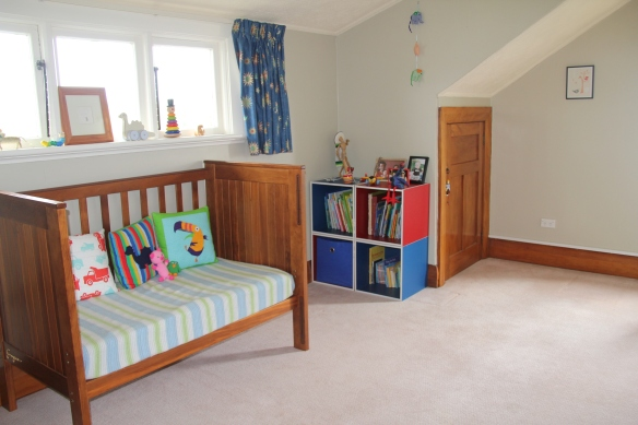Boys' playroom