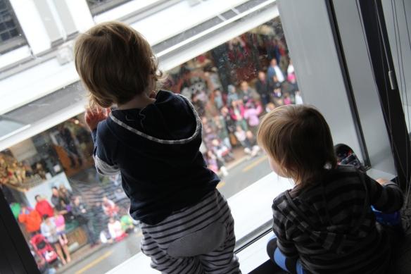 Santa Parade Dunedin NZ