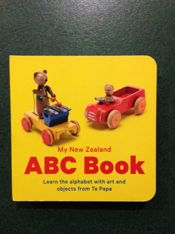 My New Zealand books