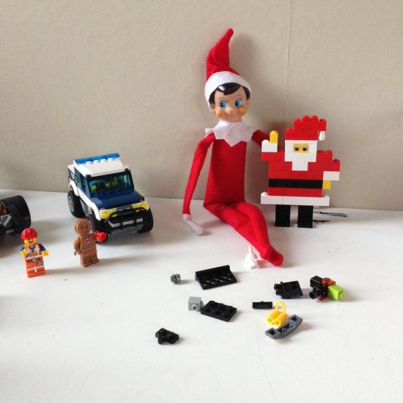 Tall, Short, Tiny & Pickle Christmas 2014