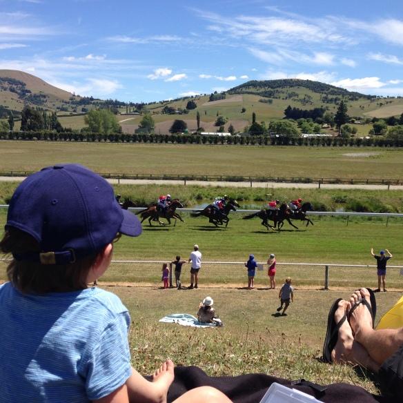 Waikouaiti Races, Dunedin NZ