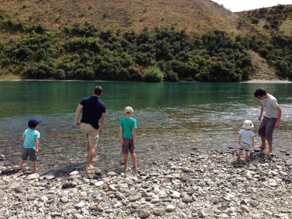Clutha River, NZ