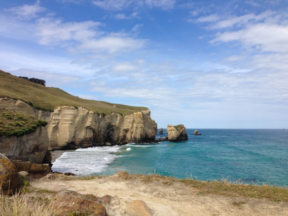 Tunnel Beach, Dunedin NZ