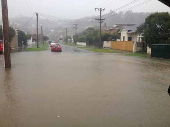 Dunedin Floods 2015