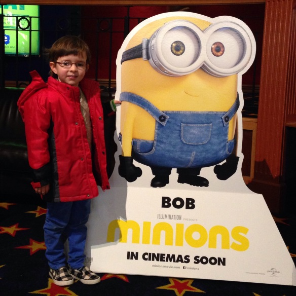 Minions the Movie