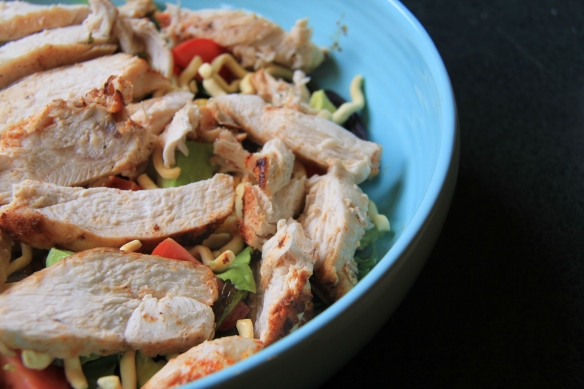 Summer Chicken Salad (Chelsea Winter)