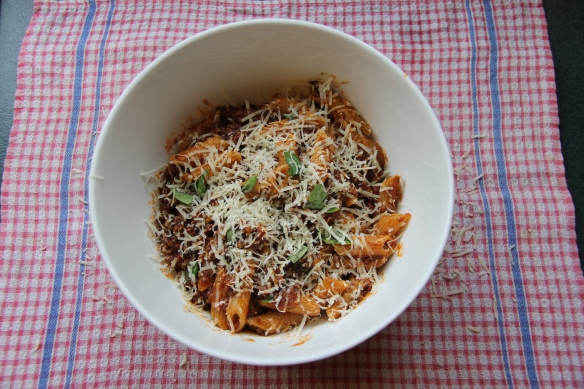 Beautiful Bolognese