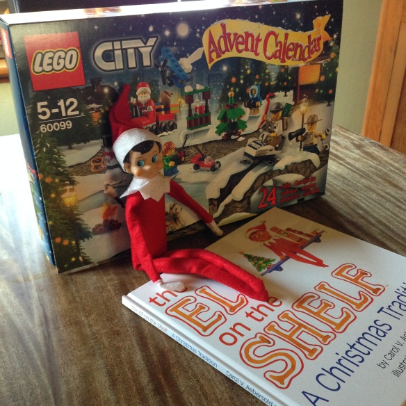 Elf on the Shelf 2015