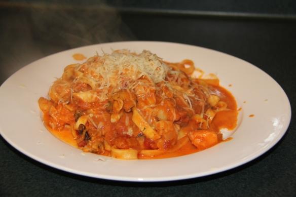 Seafood Fettucine1
